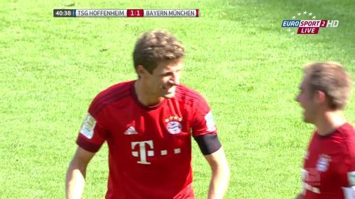 Thomas Müller & Philipp Lahm – TSG v FCB 1