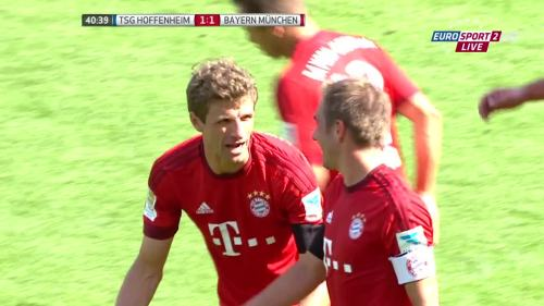 Thomas Müller & Philipp Lahm – TSG v FCB 2