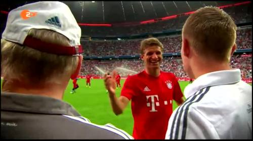 Thomas Müller & Toni Kroos – FCB v Real Madrid 3