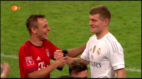 Toni Kroos – FCB v Real Madrid 2