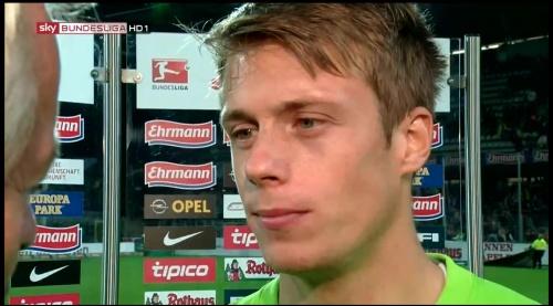 Alexander Schowlow - SC Freiburg v Arminia Bielefeld 11