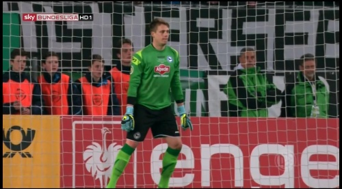 Alexander Schowlow - SC Freiburg v Arminia Bielefeld 14