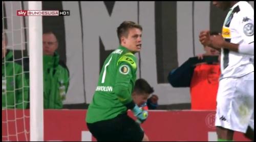 Alexander Schowlow - SC Freiburg v Arminia Bielefeld 15