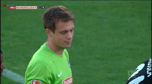 Alexander Schowlow - SC Freiburg v Arminia Bielefeld 2
