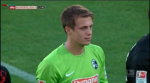Alexander Schowlow - SC Freiburg v Arminia Bielefeld 3