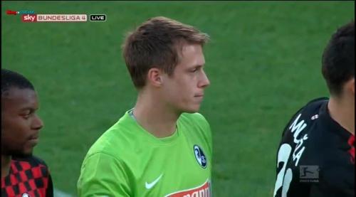 Alexander Schowlow - SC Freiburg v Arminia Bielefeld 4