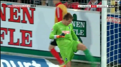 Alexander Schowlow - SC Freiburg v Arminia Bielefeld 6