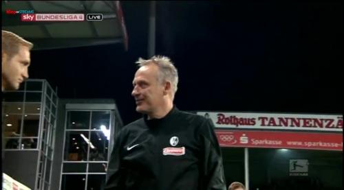 Christian Streich - SC Freiburg v Arminia Bielefeld 2