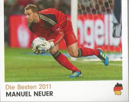 Die Besten 2011 - Manuel Neuer