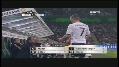 Hansi Flick – Germany v Australia (2011) 1