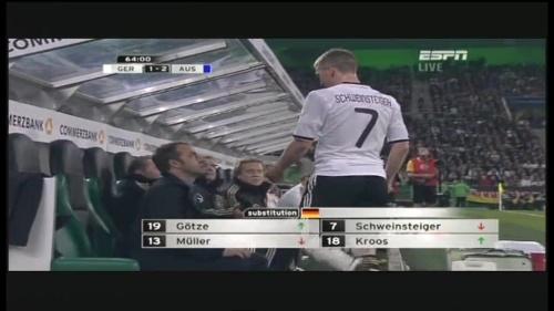 Hansi Flick – Germany v Australia (2011) 2