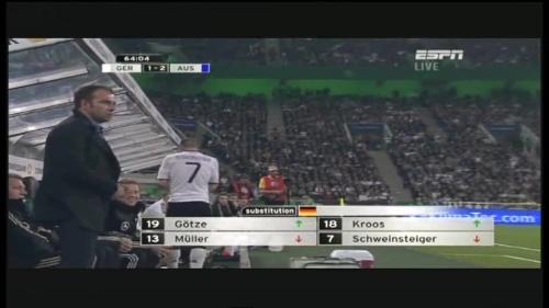 Hansi Flick – Germany v Australia (2011) 4