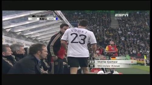 Hansi Flick – Germany v Australia (2011) 5