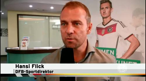 Hansi Flick - interview 2