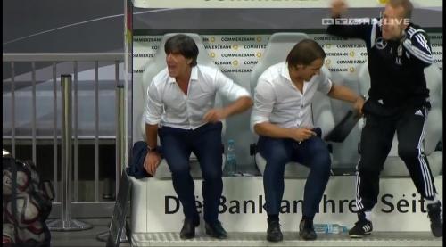 Joachim Löw – Deutschland v Polen – 1st half 21