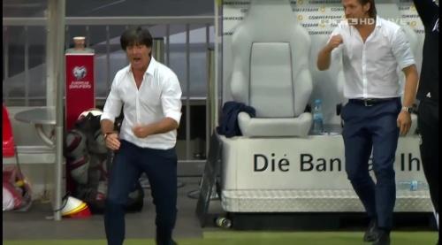 Joachim Löw – Deutschland v Polen – 1st half 23