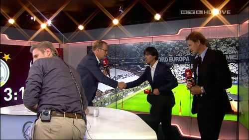 Joachim Löw – Deutschland v Polen – post-match interview 1