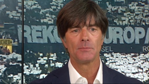 Joachim Löw – Deutschland v Polen – post-match interview 10