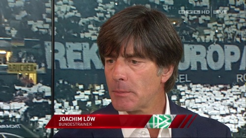 Joachim Löw – Deutschland v Polen – post-match interview 11