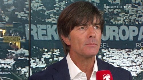 Joachim Löw – Deutschland v Polen – post-match interview 12