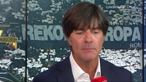 Joachim Löw – Deutschland v Polen – post-match interview 14