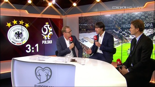 Joachim Löw – Deutschland v Polen – post-match interview 15