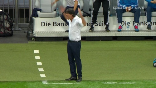 Joachim Löw – Deutschland v Polen – post-match interview 17