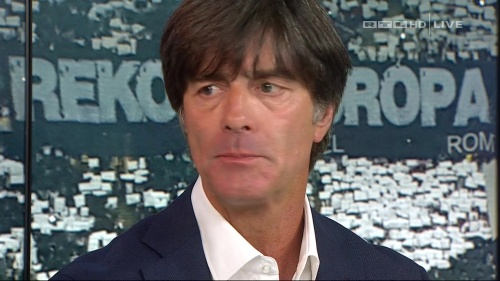 Joachim Löw – Deutschland v Polen – post-match interview 22
