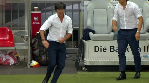 Joachim Löw – Deutschland v Polen – post-match interview 27
