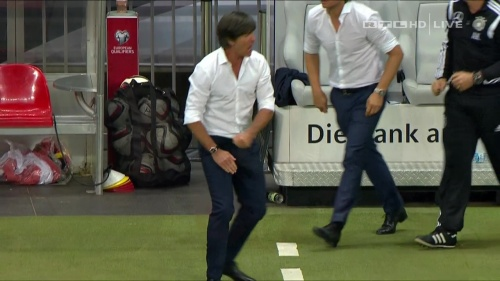 Joachim Löw – Deutschland v Polen – post-match interview 28