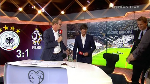 Joachim Löw – Deutschland v Polen – post-match interview 3