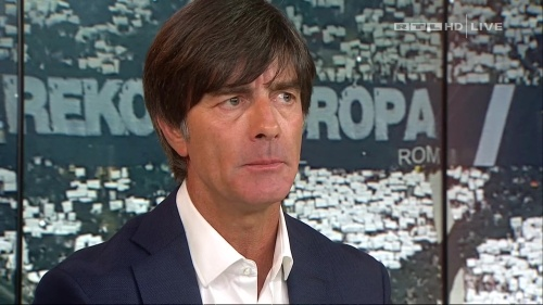 Joachim Löw – Deutschland v Polen – post-match interview 32