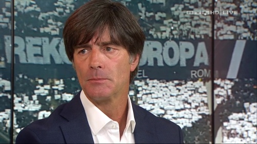 Joachim Löw – Deutschland v Polen – post-match interview 33