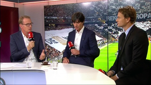 Joachim Löw – Deutschland v Polen – post-match interview 34