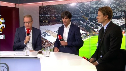 Joachim Löw – Deutschland v Polen – post-match interview 35