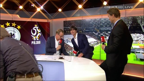 Joachim Löw – Deutschland v Polen – post-match interview 4