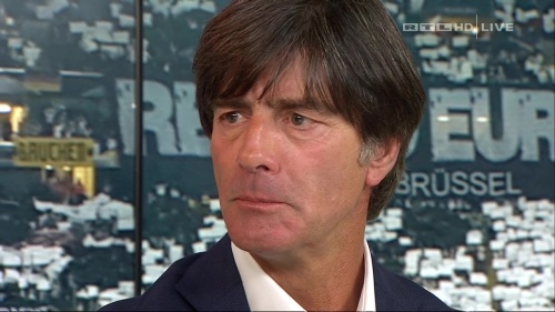 Joachim Löw – Deutschland v Polen – post-match interview 41