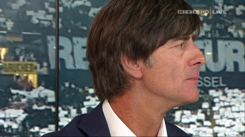Joachim Löw – Deutschland v Polen – post-match interview 42