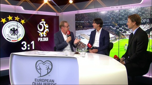 Joachim Löw – Deutschland v Polen – post-match interview 45