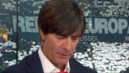 Joachim Löw – Deutschland v Polen – post-match interview 46