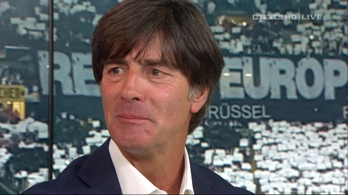 Joachim Löw – Deutschland v Polen – post-match interview 47