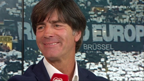 Joachim Löw – Deutschland v Polen – post-match interview 48