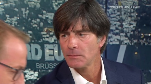 Joachim Löw – Deutschland v Polen – post-match interview 51