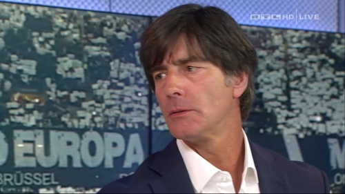 Joachim Löw – Deutschland v Polen – post-match interview 52