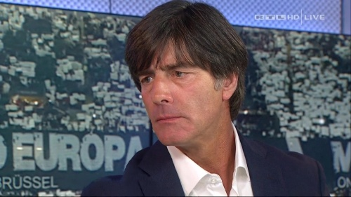 Joachim Löw – Deutschland v Polen – post-match interview 53