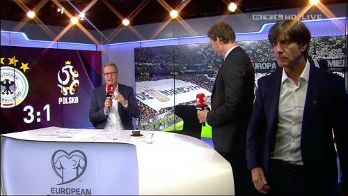 Joachim Löw – Deutschland v Polen – post-match interview 58