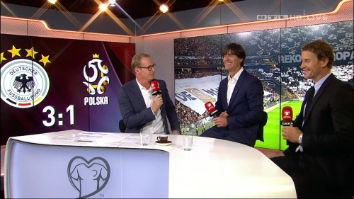 Joachim Löw – Deutschland v Polen – post-match interview 7