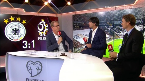 Joachim Löw – Deutschland v Polen – post-match interview 8