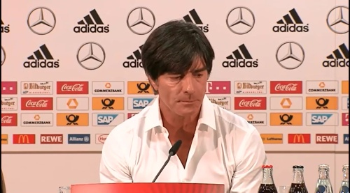 Joachim Löw – Deutschland v Polen – post-match press conference 12