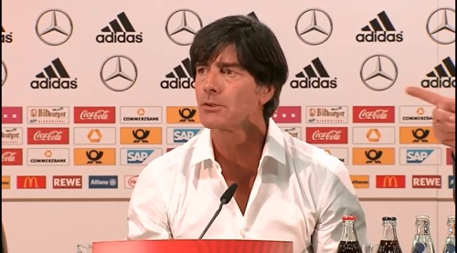 Joachim Löw – Deutschland v Polen – post-match press conference 13